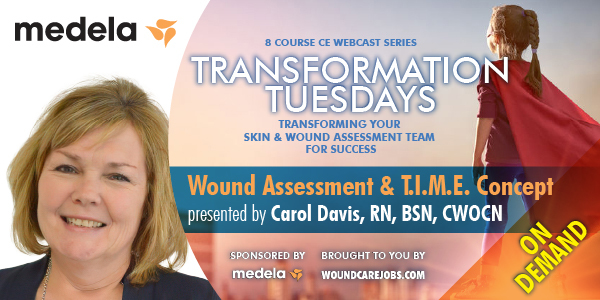 Wound Assessment & T.I.M.E. Concept - On-Demand