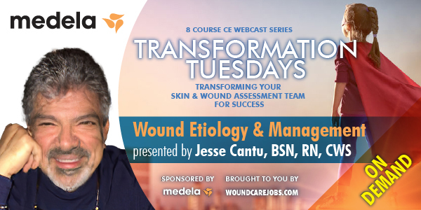 Wound Etiology & Management - On-Demand